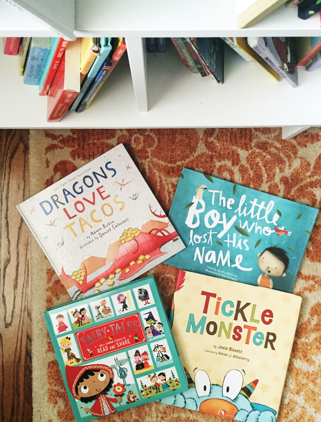 Favorite Toddler Books to read to your kids