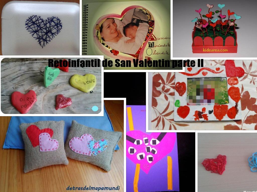 Manualidades con mis hijas retoinfantil de san valentin parte ii - Manualidades para hacer en san valentin ...
