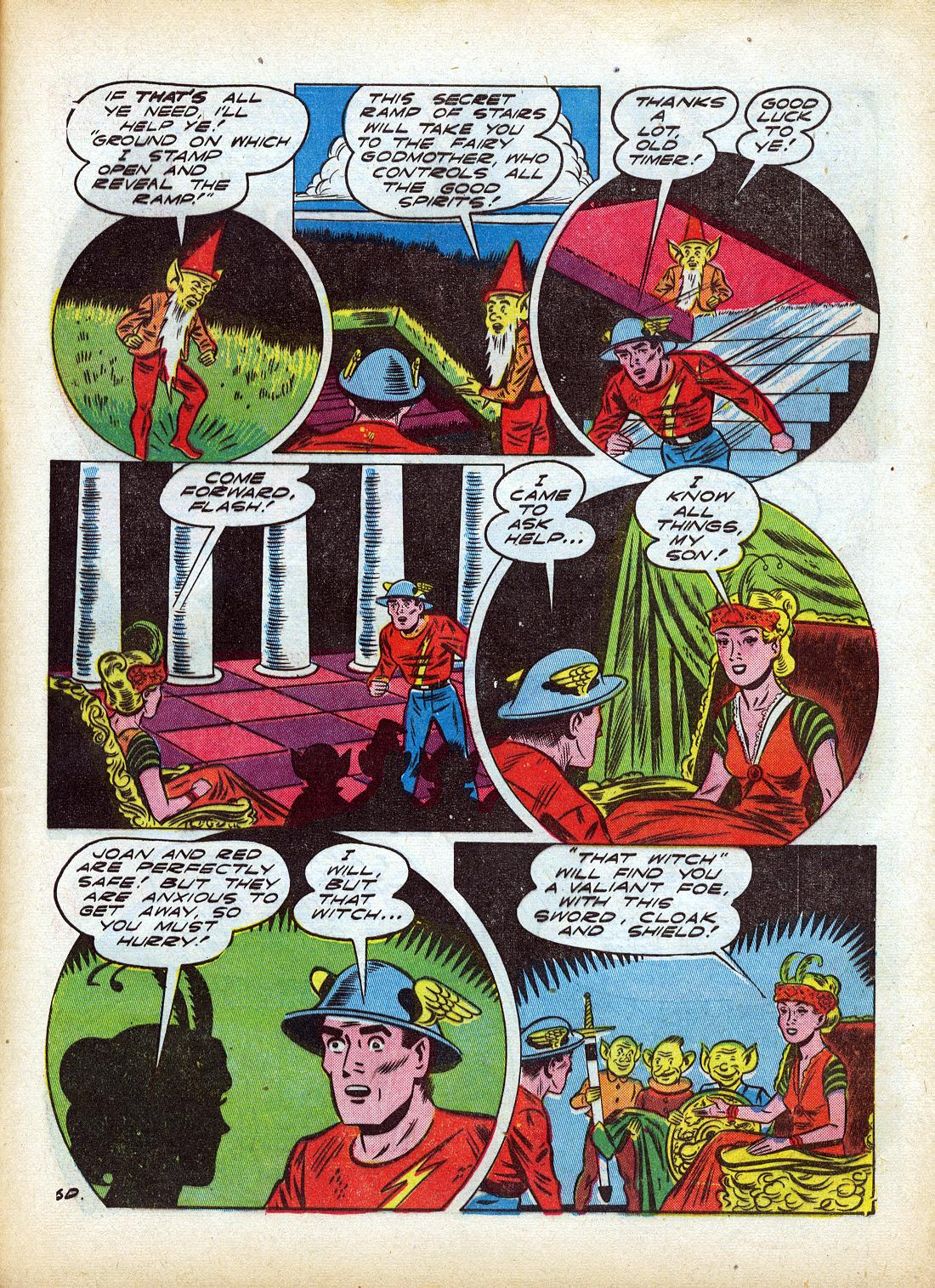 Read online All-Flash comic -  Issue #8 - 57