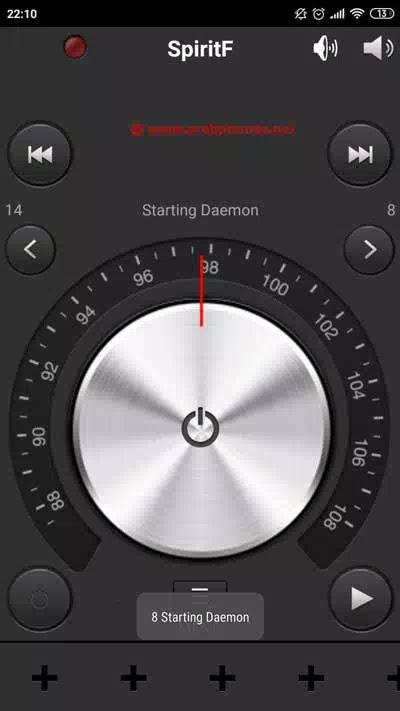 راديو اف ام SpiritF