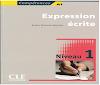 تحميل كتاب النمادج الجاهزة الرائع لتعليم كتابة الإنشاءات وتحرير المواضيع باللغة الفرنسية جدا رائع Expression Ecrite Compétence 1
