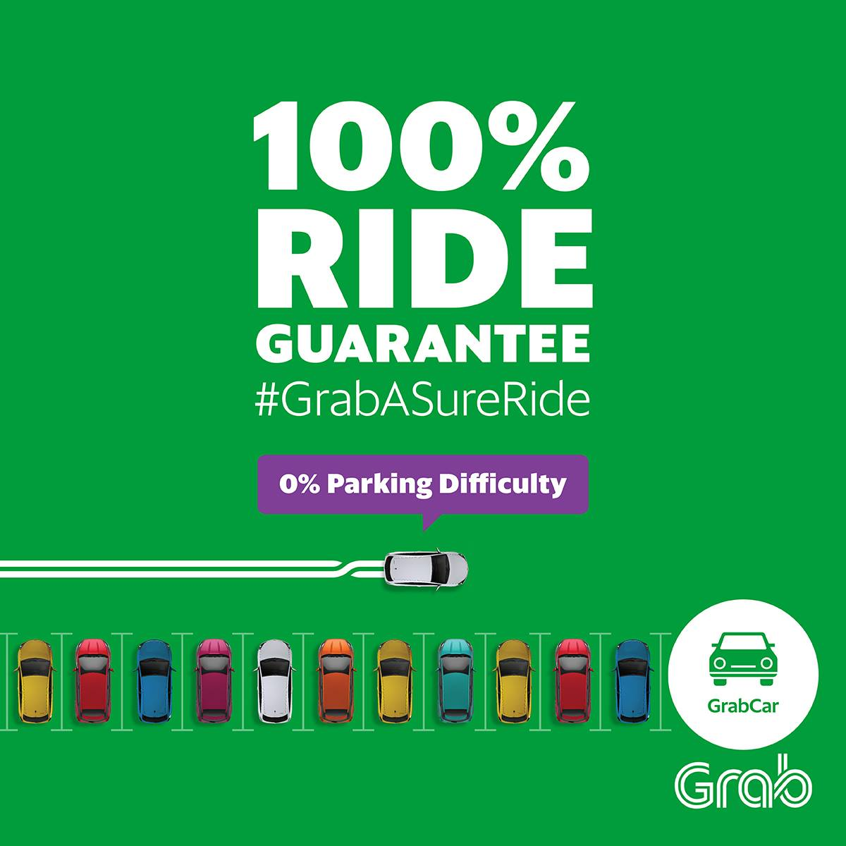 Grab promo code rm6 discount x 10 grabcar grabshare rides 9am 5pm until 22 june 2017