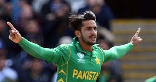 Hassan ali doing best Performance in New Zealand Match
