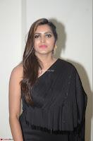 Pavani Reddy in Black Saree Sleeveless Choli ~  Exclusive 19.JPG