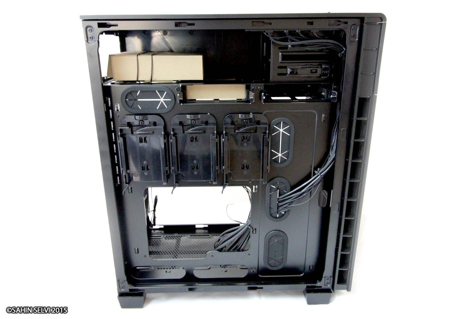 reputable site 929ef 594c8 Centre Com: Corsair Carbide 600Q Review