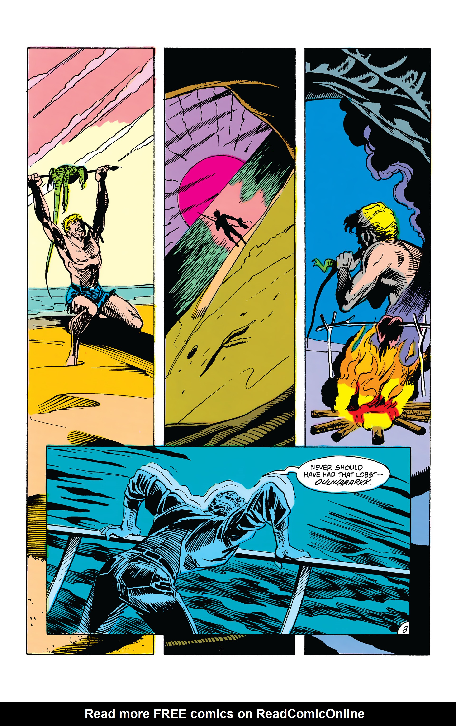 Read online Secret Origins (1986) comic -  Issue #38 - 8