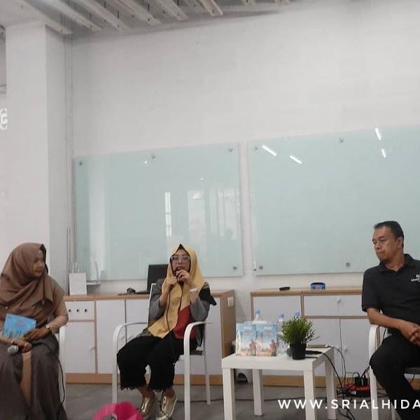 Bedah Buku Journey to Samarkand with Khalifah Tour