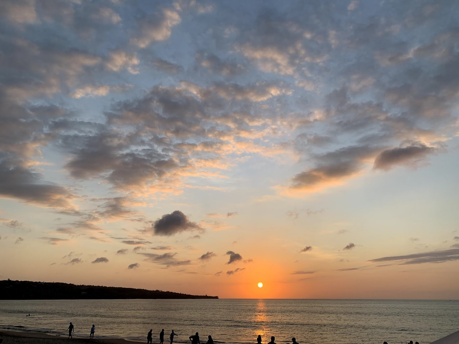 Sunset-On-Jimbaran-Beach