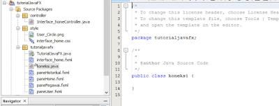 Cara Membuat Koneksi Database di JavaFX 1