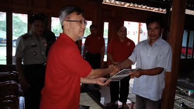 Kementrian Pekerjaan Umum dan Perumahan Rakyat Angkatan XXVI Kunjungi Desa Somogede