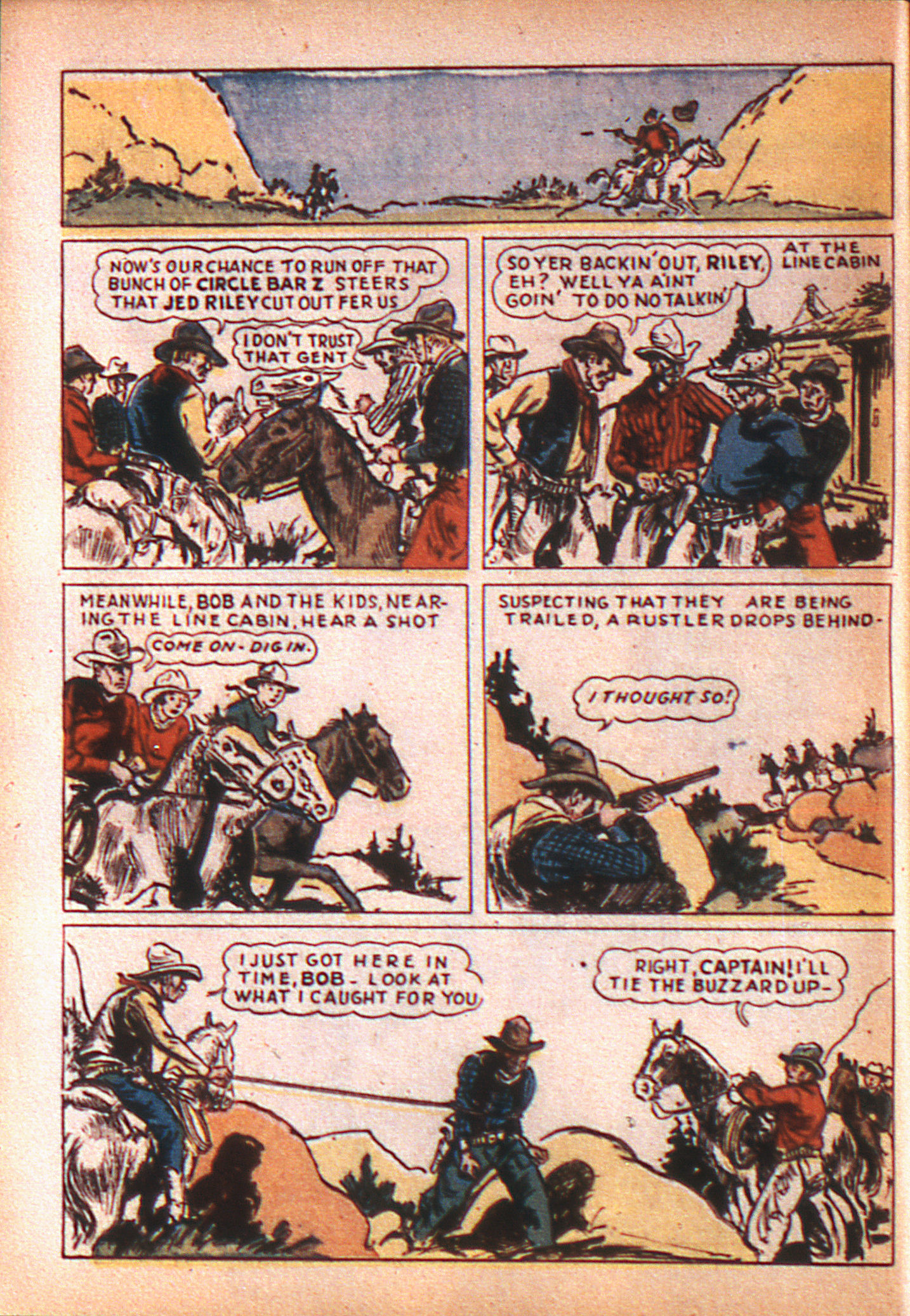 Read online Adventure Comics (1938) comic -  Issue #8 - 5