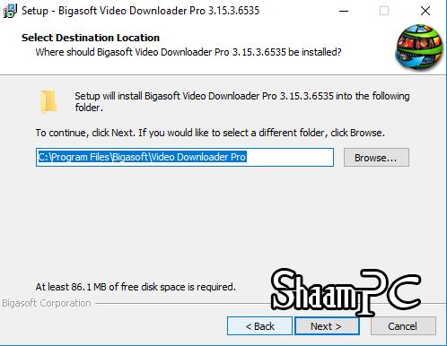 Bigasoft Video Downloader Pro 3 15 3 6535 + Keygen FreeDownload