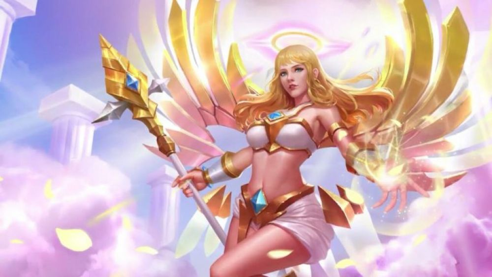 gambar mobile legends Rafaela
