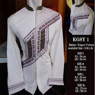 model koko batik