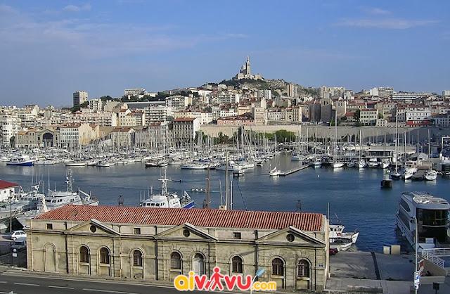 Marseille – một trong những thành phố lâu đời nhất châu Âu
