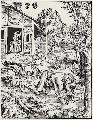werewolf-lycanthrope