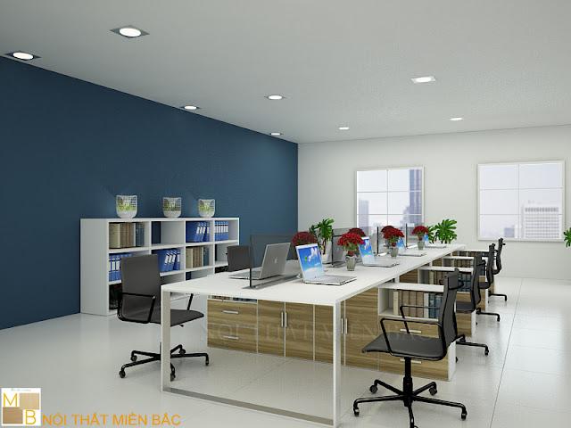 Ghế xoay văn phòng sở hữu thiết kế trục xoay 360 độ giúp người dùng có thể thoải mái ngồi theo hướng mình thích
