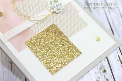 Karte Hochzeitstag; Stampinup Hochzeitskarte, stampinup frühjahrskatalog 2017; Stampinup Katalog bestellen, matchthesketch, Stempel-biene; Stampinup recklinghausen;
