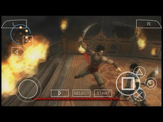 Prince Of Persia Revelations PPSSPP ISO Highly Compressed