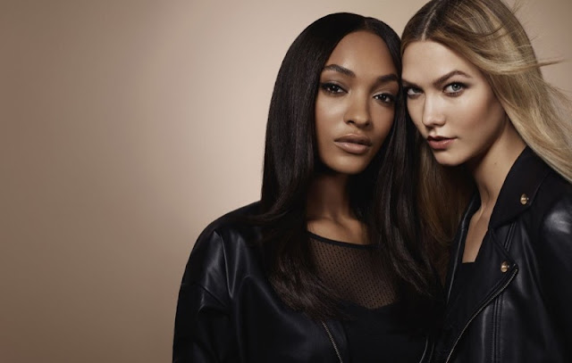 Liu Jo Fall/Winter 2016 Campaign featuring Karlie Kloss and Jourdan Dunn