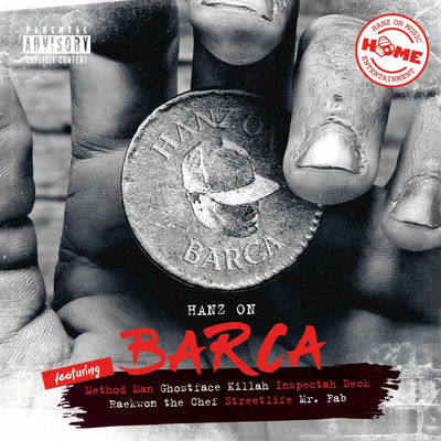 Hanz On - Barca (2017) - Album Download, Itunes Cover, Official Cover, Album CD Cover Art, Tracklist