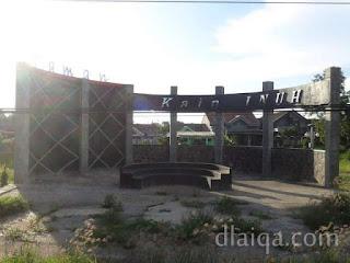 Taman Kain Inuh, Kalianda (1)