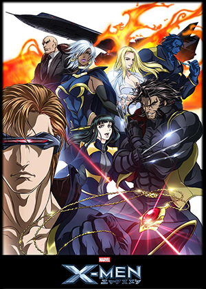 X-Men [12/12] [HDL] 100MB [Latino] [MEGA]