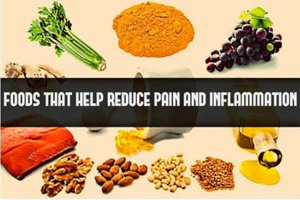anti-inflammatory and arthritis reducing foods
