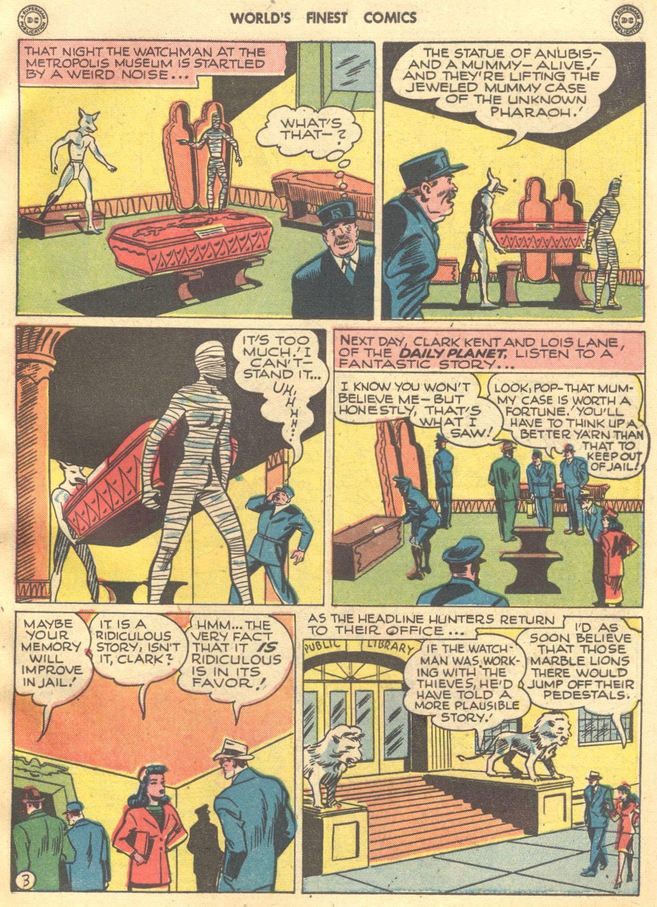 Read online World's Finest Comics comic -  Issue #28 - 4