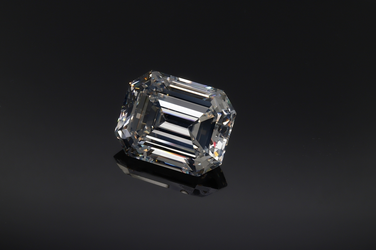 The Constellation I, Unveiling The Largest D-Colored Emerald-Cut Diamond in the World
