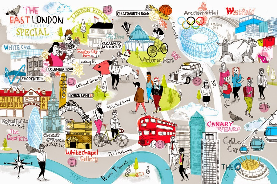 Easy London Map.Easy London Map Twitterleesclub