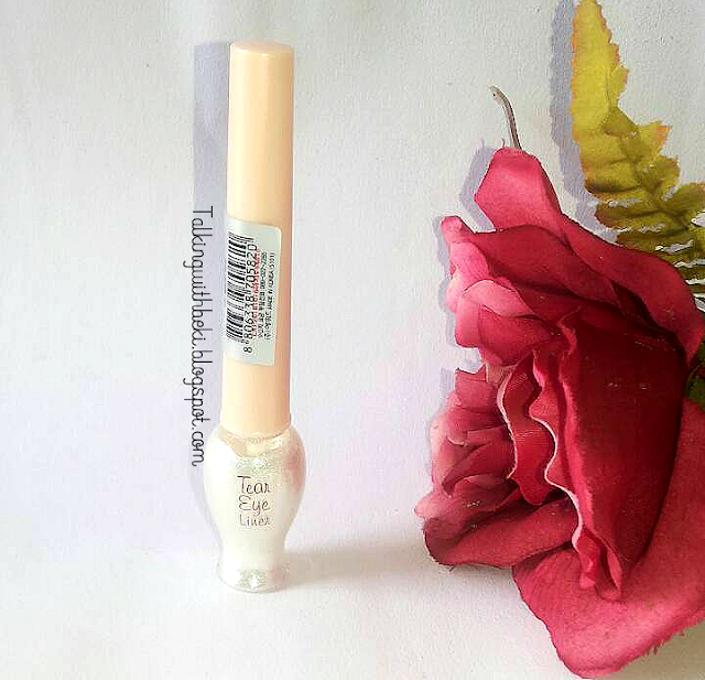 Review Etude House Tear Drop Liner White
