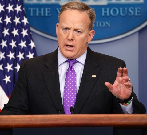 Breaking! Sean Spicer Resigns As White House Press Secretary