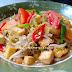 Resep Masakan - Tumis Tauge Sayur Asin dan Tahu