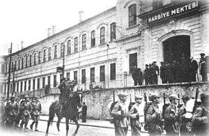 Mustafa Kemal'in Okul Yılları