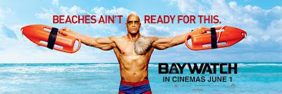 Baywatch 2017 Banner Poster 2
