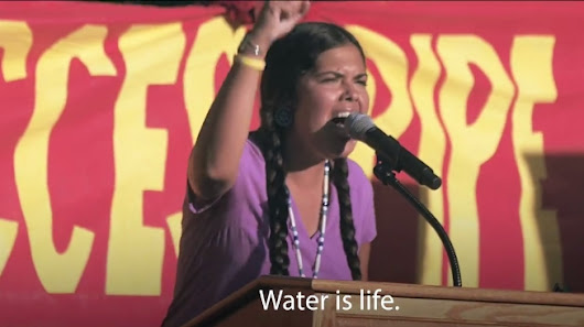 Enough is Enough: Indigenous activist's powerful speech becomes internet sensation