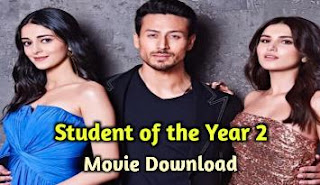 Student Of The Year 2 Full movie download 720p in Hd Hindi 2019