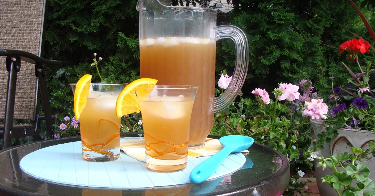 Mennonite Girls Can Cook Citrus Iced Tea