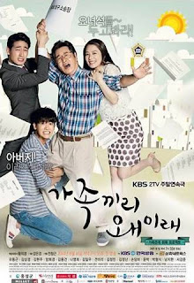 SINOPSIS Tentang What Happens to My Family? RTV Episode 1 - Terakhir