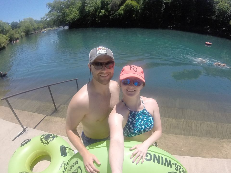 Comal River Float | River Float Trip Near San Antonio | Texas Road Trip | Dallas to San Antonio Road Trip Ideas |