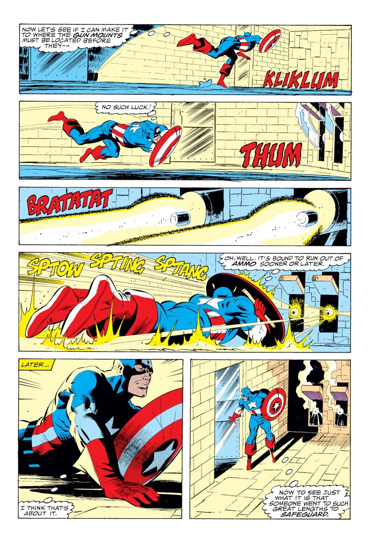 Read online Captain America (1968) comic -  Issue # _Annual 8 - 14