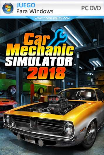 Car Mechanic Simulator 2018 PC Full Español