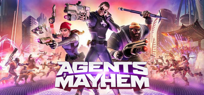 Agents of Mayhem PC Free Download
