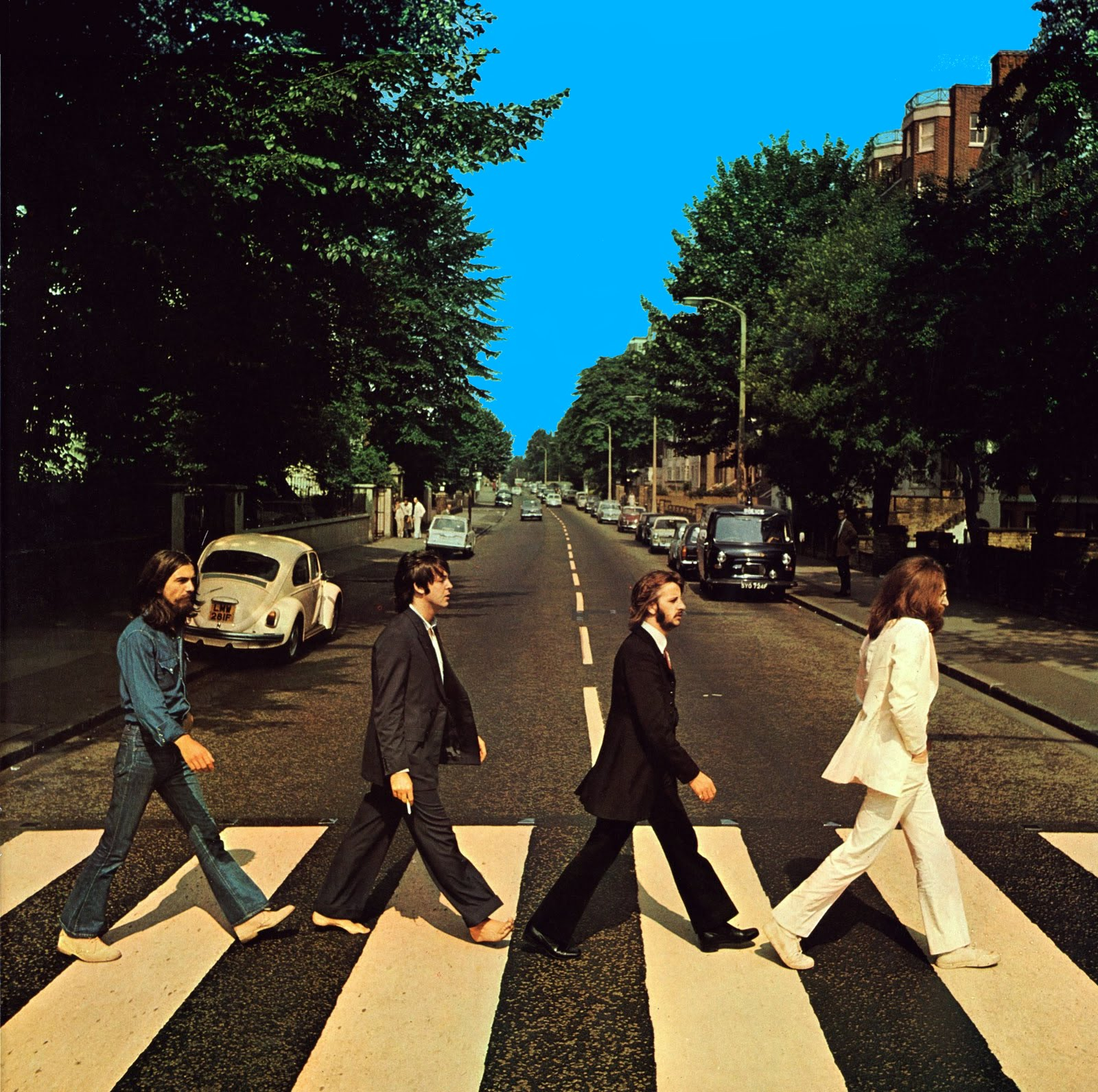 the daily beatle album covers abbey road. Black Bedroom Furniture Sets. Home Design Ideas