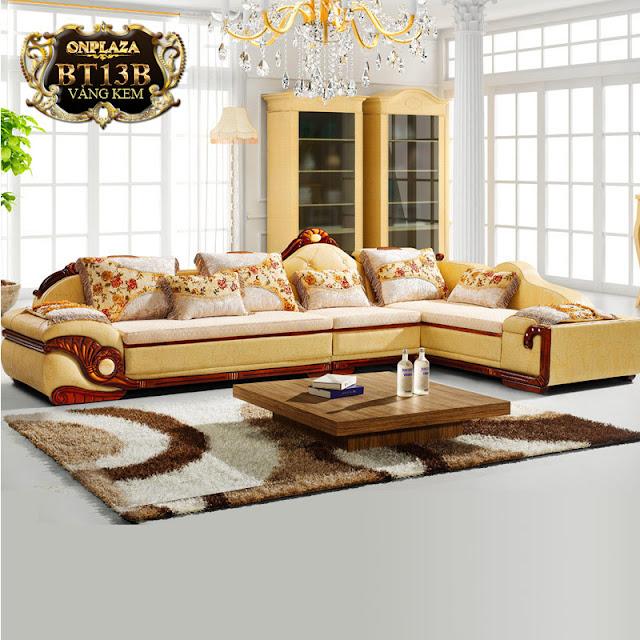 Ảnh: Ghế sofa BT13B