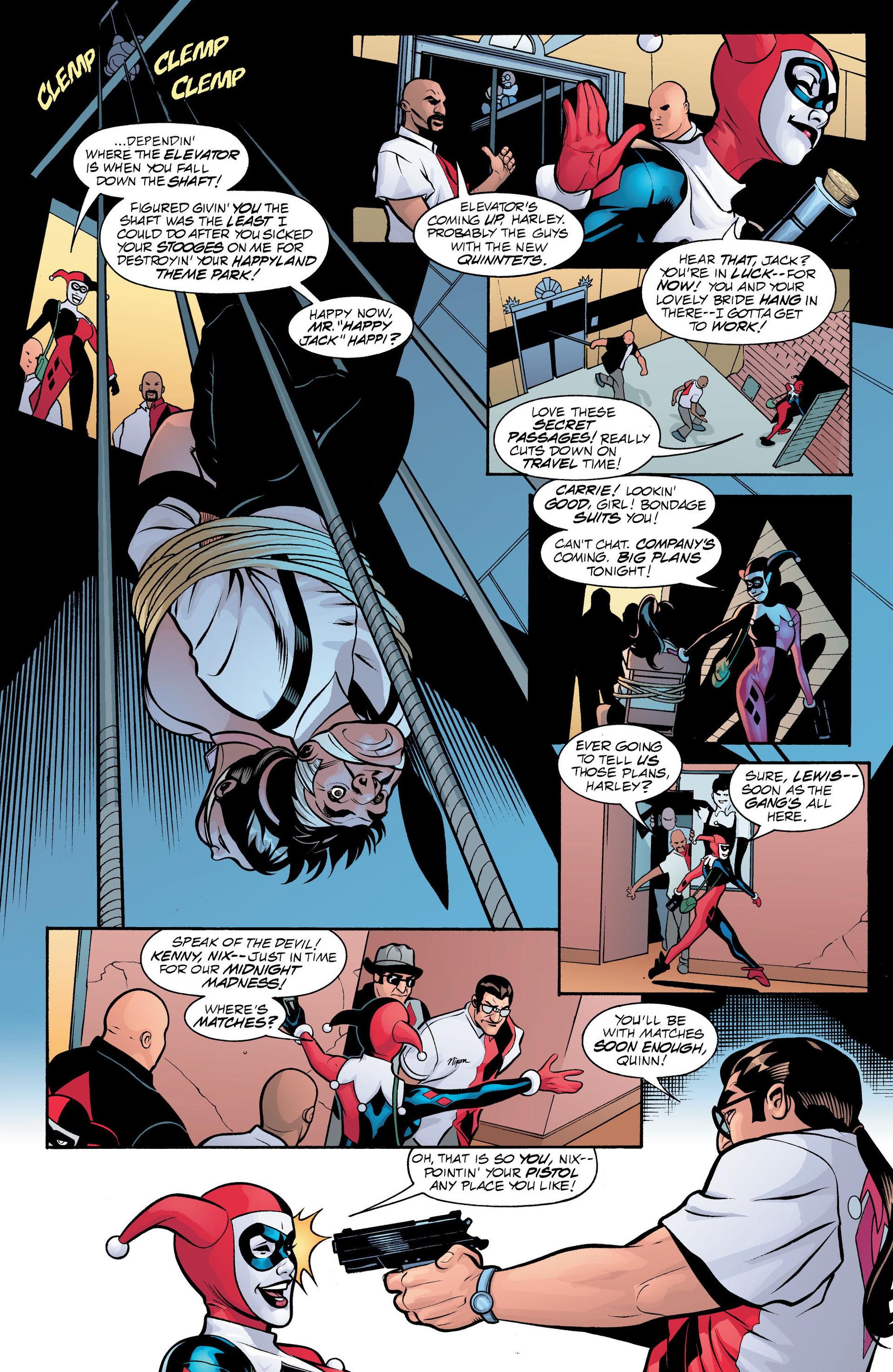 Harley Quinn (2000) Issue #12 #12 - English 3