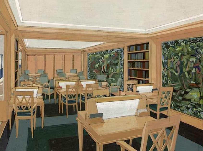 art utile jacques adnet brest 1947. Black Bedroom Furniture Sets. Home Design Ideas