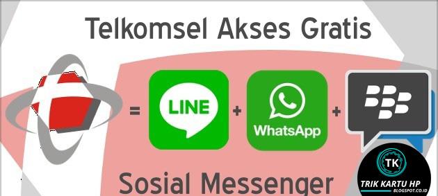 Trik Cara Mendapatkan Paket Internet Telkomsel Gratis Bbm Dan