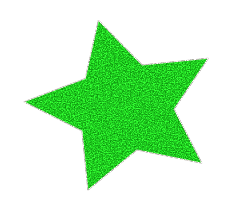 Estrela verde
